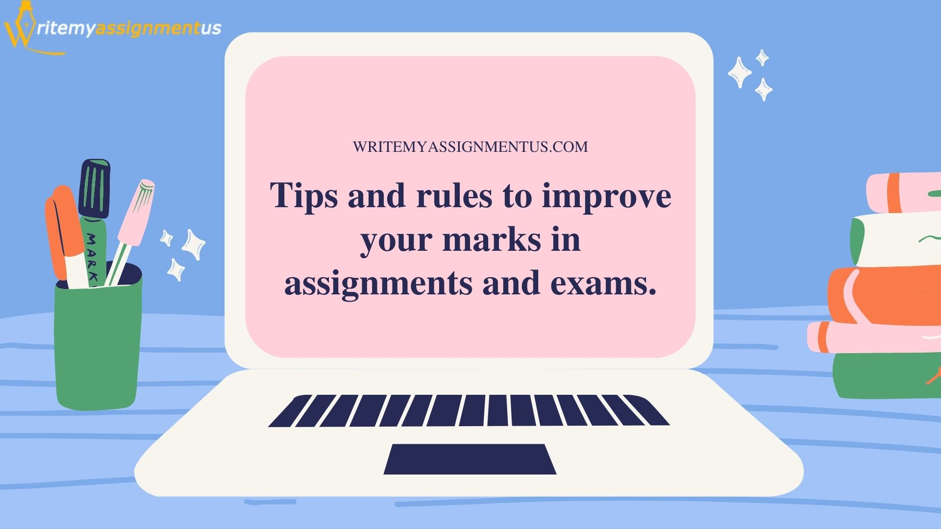 How you can improve marks in assignments?