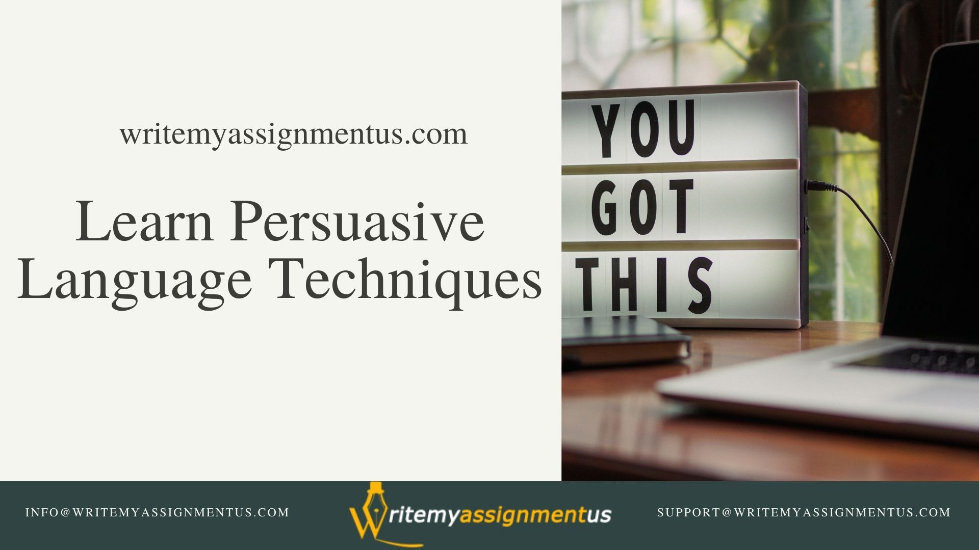 Learn Persuasive Language Techniques That Make You an Intellectual Influencer